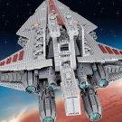 6,125 pieces Star Wars Republic Attack Cruiser building blocks educational toy
