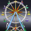 2,478 pieces Ferris Wheel building blocks educational toy
