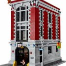4,634 pieces Ghostbusters Firehouse Headquarters building blocks educational toy