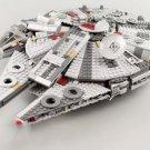1,351 pieces Star Wars Episode IX Millennium Falcon building blocks educational toy