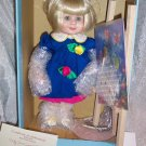 "12"" PORCELAIN BETTY JANE CARTER DOLL~~THE LITTLE ARTIST"