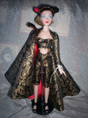 SONG OF SPAIN GENE DOLL ~ ORIGINAL BOX