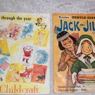 1967 JACK AND JILL MAGAZINE & 1954 CHILDCRAFT BOOK