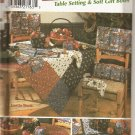 SIMPLICITY TABLE SETTING & SOFT GIFT BOXES PATTERN 5323