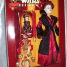 STAR WARS ULITMATE HAIR QUEEN AMIDALA ~MIB