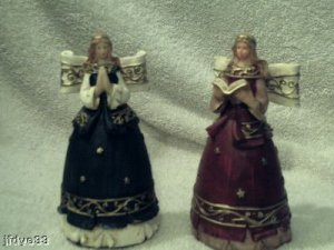 """Twin Angels In Prayer"""