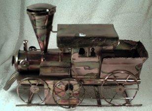 Musical Brass Train