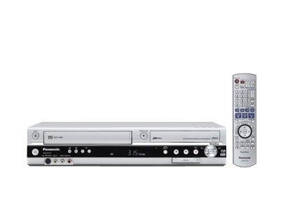 Used Panasonic DMR-ES46VS  DVD Recorder / VCR Combo
