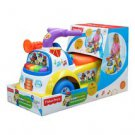 Little People Fisher-Price Music Parade Ride-On, Yellow and White
