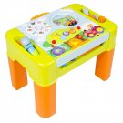 Best Choice Products Kids Learning Activity Table w/Quiz, Music, Lights, Shape