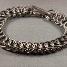 Titanium Chainmaille Bracelet Very Unique 16ga Grade 5 Ti 6Al-4V