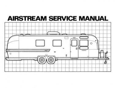 1972 airstream factory service manual rh airstreammanuals ecrater com 1976 Airstream Argosy Craigslist Airstream Argosy