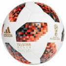 ADIDAS TELSTAR SOCCER BALL FIFA WORLD CUP 2018 RUSSIA MATCH BALL SIZE 5