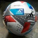 Adidas Nativo MLS 2021 Match Ball ⚽Soccer Football Thermal Bonded Size 5 Free Shipping