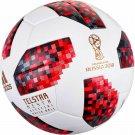 ADIDAS TELSTAR RED World Cup 2018 SOCCER MATCH BALL 5 Free Shipping