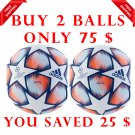 Sale Buy 2 Adidas champions league finale 2020-21 SOCCER MATCH BALL 5