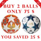 Sale Buy 2 Adidas Final Madrid 2019 & FINALE CARDIFF 2017 UEFA Champions League SOCCER MATCH BALL 5