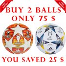 Sale Buy 2 Adidas Final Madrid 2019 & Finale Kyiv 2018 UEFA Champions League SOCCER MATCH BALL 5