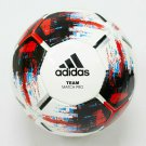Adidas Football Soccer Team Match Ball Quality Pro Size 5 White Black Red Free Shipping