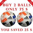 Sale Buy 2 Adidas TSUBASA Pro SOCCER MATCH BALL 5