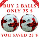 Sale Buy 2 ADIDAS KRASAVA CONFEDERATION CUP RUSSIA 2017 SOCCER MATCH BALL 5