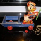 Donald Duck Drum Major #500-463 Blue Cart