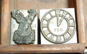 BPOE 11th Hour Vintage Printers Block