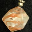 Vintage Square Cut Marble design Pendent