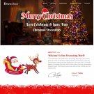 CHRISTMAS DECORATION PREMIUM MOTO THEME
