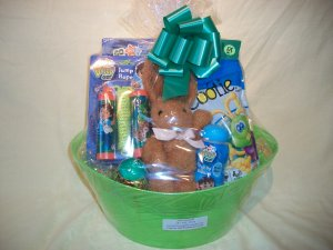 Go Diego Go Filled Gift Basket