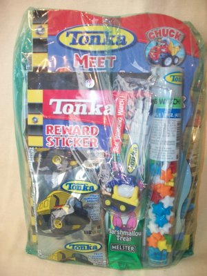 Boy's Tonka Gift Pack