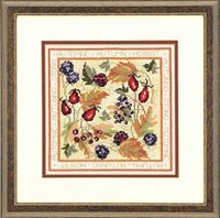 Four Seasons- Autumn counted cross stitch kit