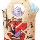Shop Till You Drop Purse Plastic Canvas Kit