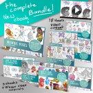 Mitch leeuwe Art tutorials , eBooks Complete Bundle
