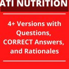 2019-2020 ATI Nutrition Test Bank: 47 Pages of Questions and Answers