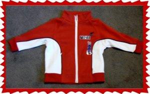 Gymboree Toddler Boys Boy USA Jacket Coat 12 18 NWT