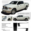 POWER RAM : 2009 2010 2011 2012 2013 Dodge Ram or Dakota Vinyl Graphics Kit