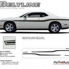 BELTLINE : Vinyl Graphics Kit for 2008 2009 2010 2011 2012 2013 Dodge Challenger