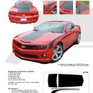 SINGLE WIDE STRIPE : 2010 2011 2012 2013 2014 Chevy Camaro Factory OEM Style Rally Stripes Kit