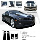"BUMBLEBEE : 2010 2011 2012 2013 2014 ""OEM Style"" Chevy Camaro Racing Stripes Kit"