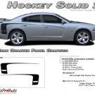 HOCKEY SOLID 2 : Vinyl Graphics Kit for 2011 2012 2013 2014 Dodge Charger