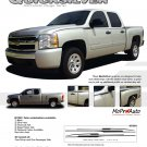 QUICKSILVER : Vinyl Graphics Kit for the Chevy Silverado or GMC Sierra