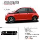 SE 5 : 2011 2012 2013 Fiat 500 Vinyl Graphics Kit