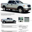 INLINE : Ford F-Series Vinyl Graphics and Decals Kits