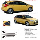 THRUST : 2012 2013 Ford Focus Vinyl Graphics Kit