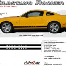 Mustang WILDSTANG ROCKER 2 : 2005-2014 Ford Mustang Rocker Panel Stripes