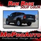 2018 Dodge Ram RAGE Solid Color Truck Bed 3M Vinyl Graphics Decals Stripes R11