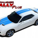 2018 2017 2016 2015 Challenger RALLY+ Racing Stripes Vinyl Graphic Hood Decal