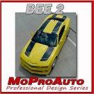 2012 Camaro BUMBLE BEE 2 Spoiler Trunk Roof Hood Racing Stripes Decals Graphics