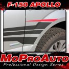 2015 2016 2017 Ford F-150 Side Fender Door APOLLO Vinyl Graphic Decal 3M Stripe